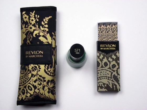 Revlon by Marchesa Nail Essentials Posh Polish and Box O Files