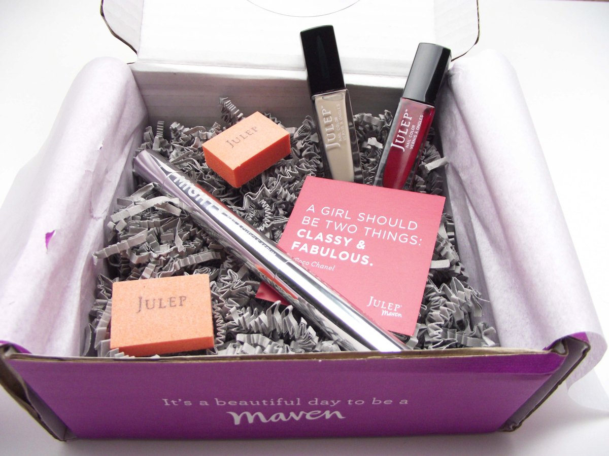 Julep Maven Intro Box: Classic with a Twist