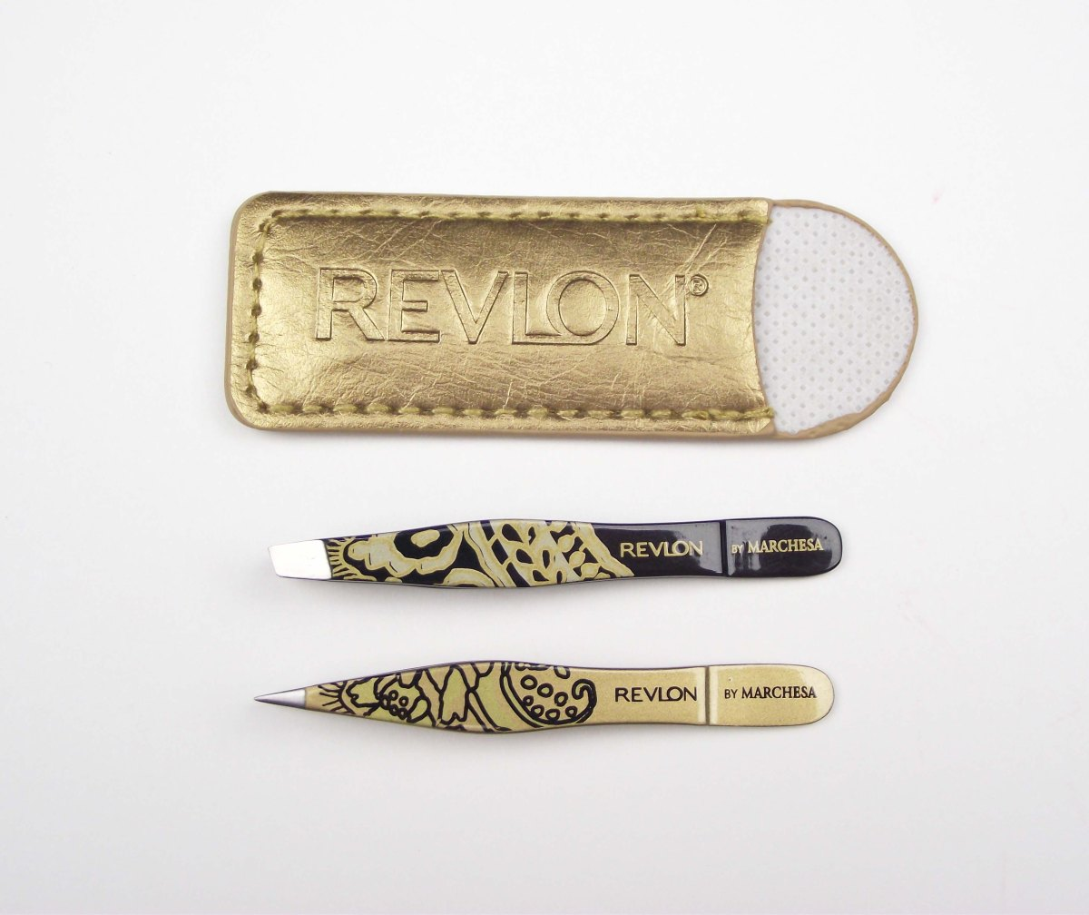 Revlon by Marchesa Tweezers + Compact