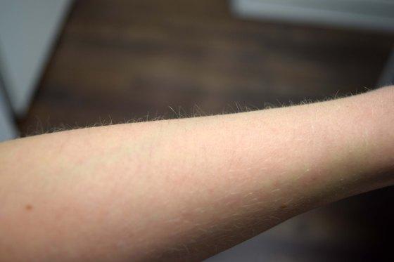 Waxon Wax bar Arm Wax Beauty and the Blog