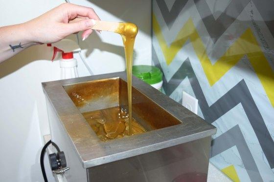 Waxon Wax Bar Gold Wax